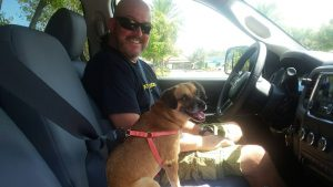 Betty Lou adopted