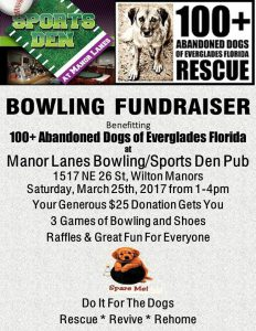 Manor Bowling Games and Sports Den Club - 03.25.16