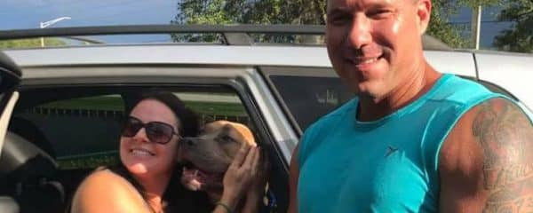 Tank is going Home to his new Wonderful Family!!