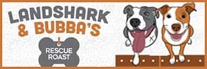 We have teamed up with Landshark & Bubba's Rescue Roast Coffee…