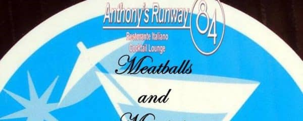 Rescheduling our fundraising event at Anthony's Runway 84