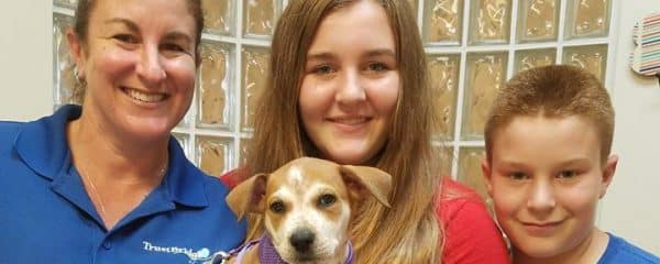 Puppy Kimba, now Sunni is adopted!