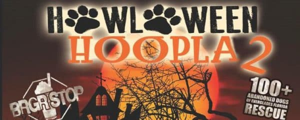 Join us for Hawloween Hoopla Adoption and Fundraising Event