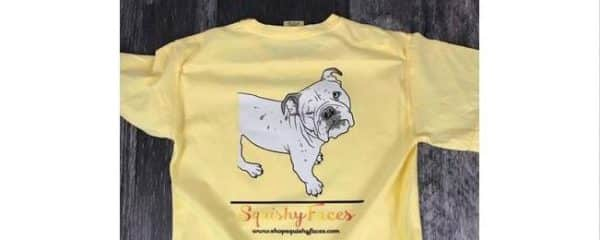 What a great day to order your Luna Squishy Face T-shirt and show your support.