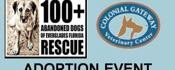 Adoption Event – Colonial Gateway Veterinary Center