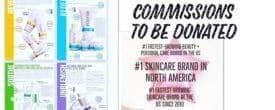 Rodan & Fields Skin care fundraiser