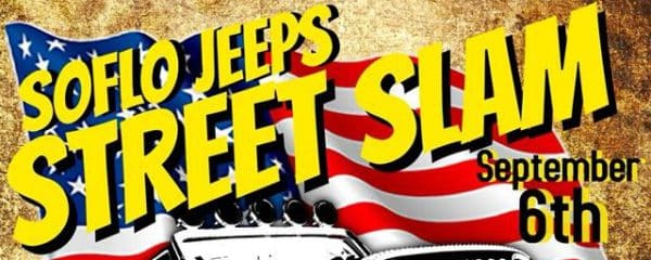 Join us at Tatts and Tacos for SoFlo Jeep Street Slam, September6th