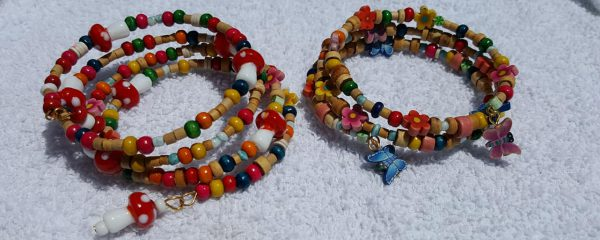 MADE WITH LOVE… BRACELETS.