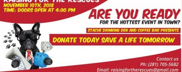 Raising For The Rescues Fundraiser …