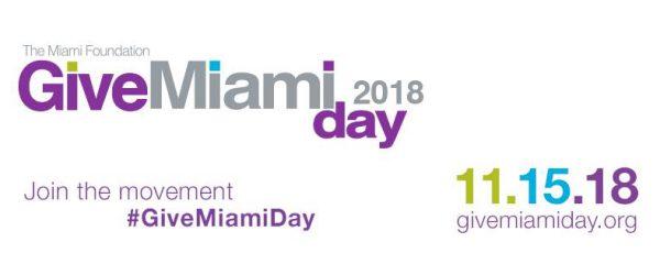 Miami Give 2018 starts soon