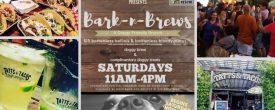 Bark-n-Brews at Tatts & Tacos